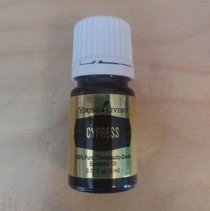 New Sealed Young Living Cypress 5ml